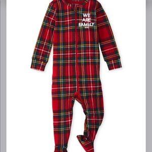 NEW! Toddlers Christmas 2020 Pajama Onsie